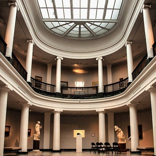The University Of Michigan Museum Art Is As Beautiful In Its Architecture