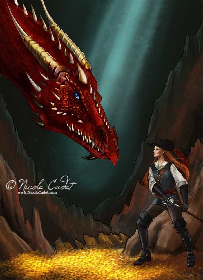 The Dragon And The Sword