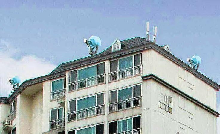 Un aerogenerador para casa (silencioso y con aspecto de antena parabólica)