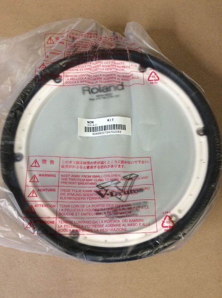 NEW Roland PDX-8 V Drum Electronic Drum Pad 8 PDX8