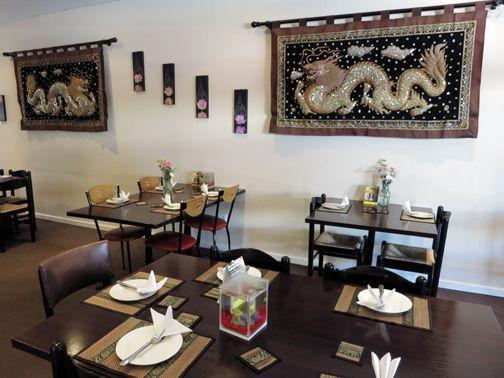 Pla's Thai, Berea
