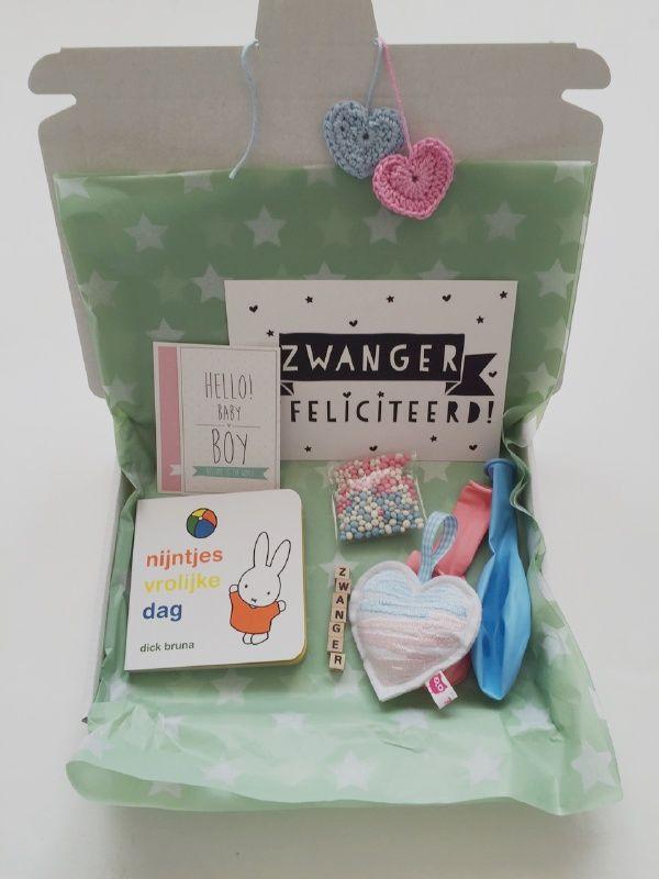 Baby Box Zwanger