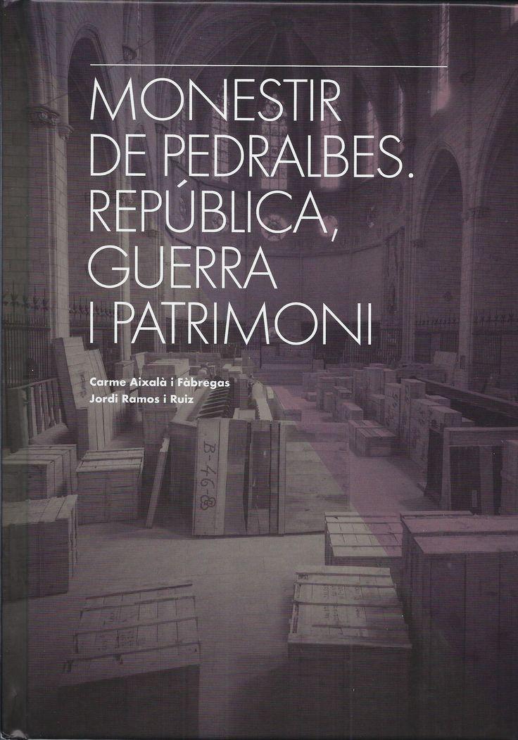 http://cataleg.ub.edu/record=b2150546~S1*cat #Republica #Guerracivil #Patrimoni #Pedralbes