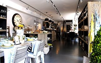 Pomax store at Knokke