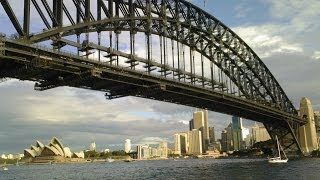 Places to Visit Australia. Sydney Harbour Bridge