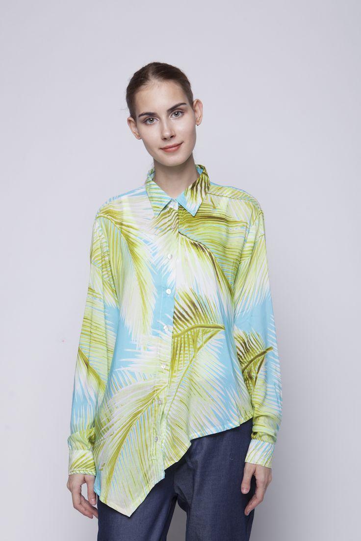 Ziga Shirt Green   Rp 183.750
