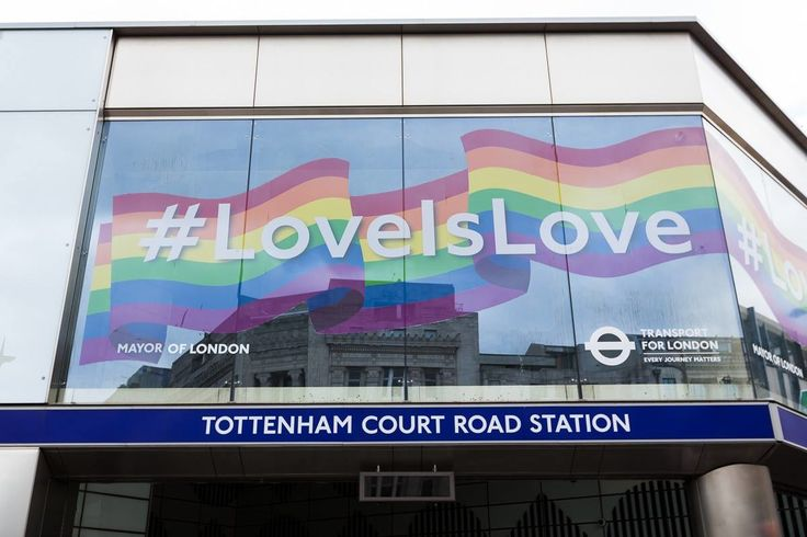 TFL Pride Celebration  Travel For London (TFL) is celebrating Pride with rainbow roundels across 3 central London Tube stations, and a huge rainbow livery above the entrance to Tottenham Court Road. Love is Love. Love is Viral. Pride is Trendy now, with TFL Facebook viral post.  		 			#gallery-3 { 				margin: auto; 			} 			#gallery-3 .   #Facebook #London #pride #TFL