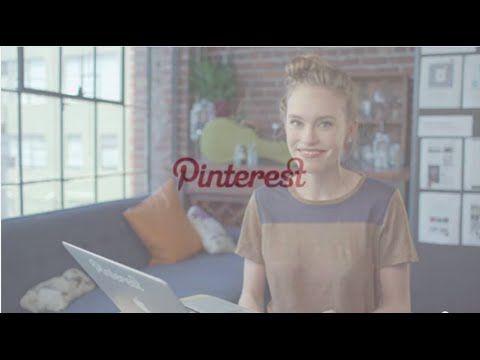 """Découvrez notre vidéo """"Bienvenue sur Pinterest !"""""""