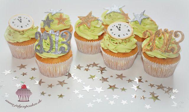 My Cupcakes and Cakes World: MOJITO Cupcakes