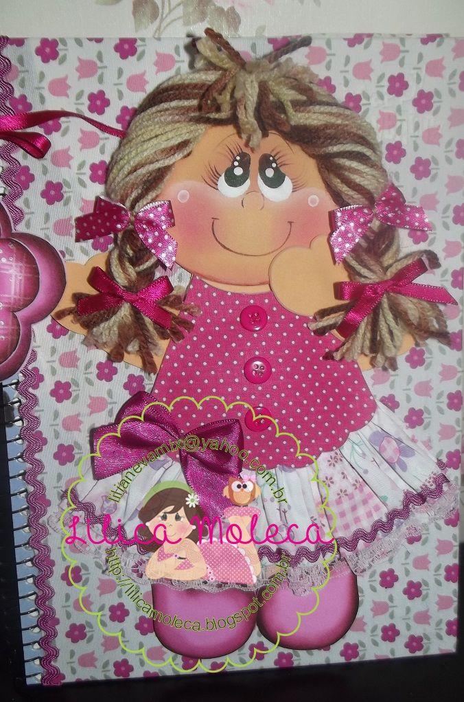 Lilica Moleca-Pra que ama rosa. https://www.facebook.com/LilicaMoleca?fref=ts