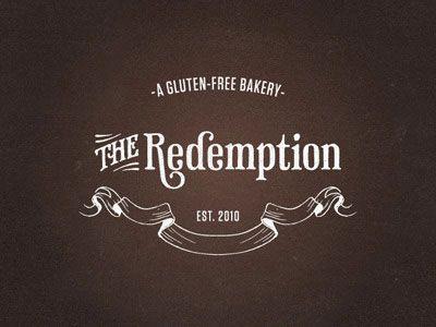 The Redemption Vintage Logo Design Inspiration