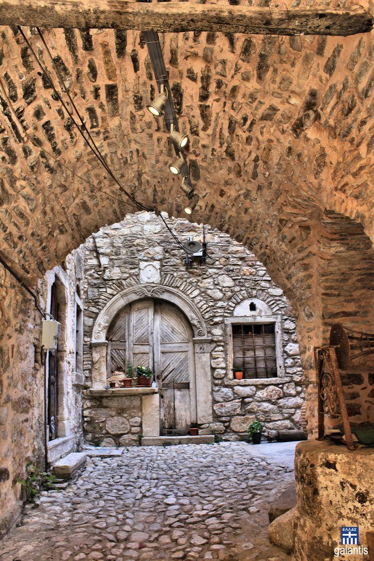 Kalamoti . Chios island