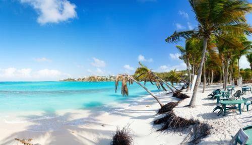 St. Martin Island