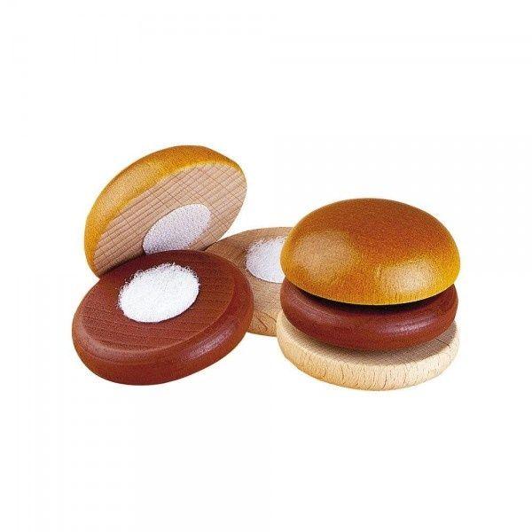 Akcesoria do zabawy w gotowanie Erzi - Hamburger