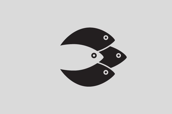 Logo Designs by Josh Nychuk, via Behance