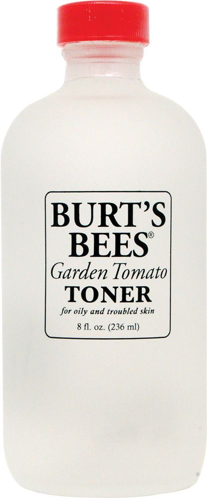 Burt's Bees Toner Garden Tomato- For Oily and Troubled Skin is The absolute BEST thing ever to have during the Texas summer