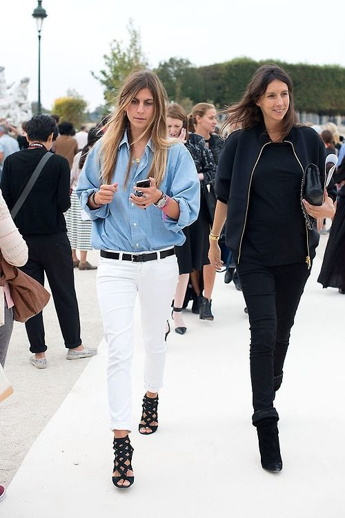 Géraldine Saglio ... parisian style