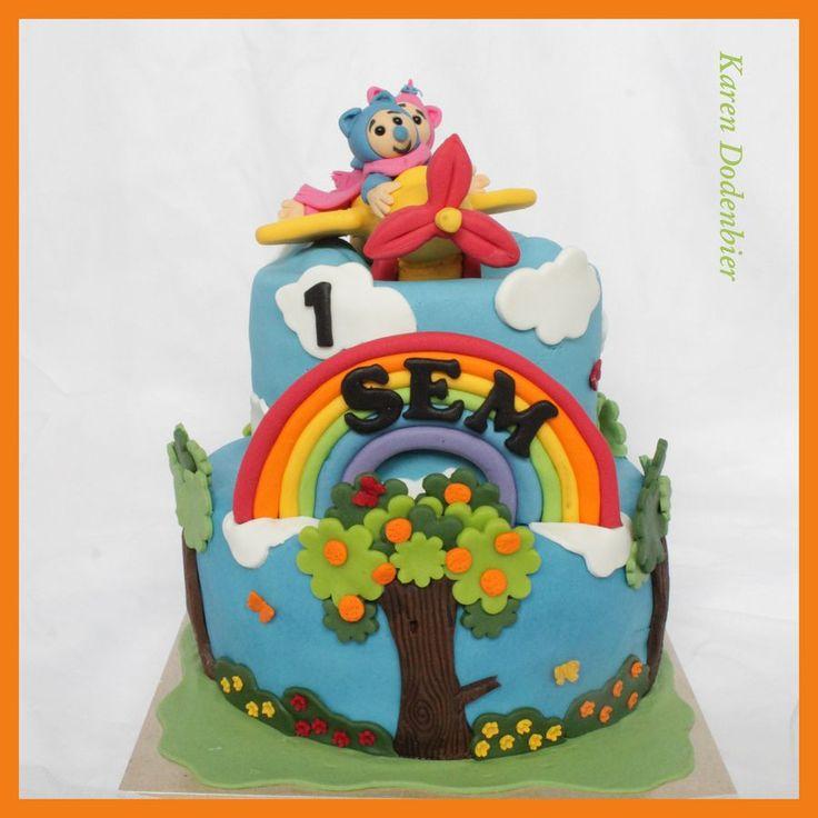 billy bam bam birthday cake - Google Search