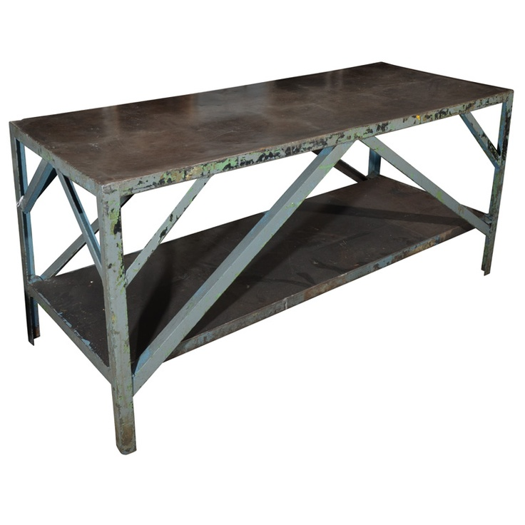 small metal kitchen table sets dinette wood and chairs industrial work