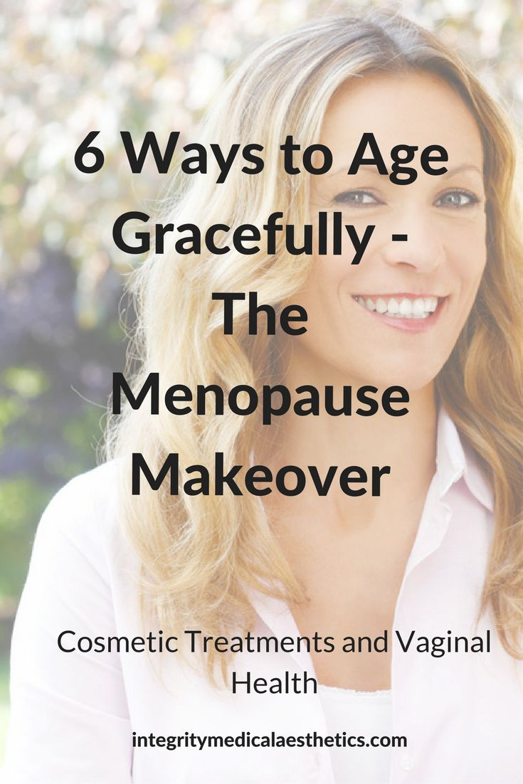 Introducing MY Menopause Makeover, essential treatments for aging and menopause.