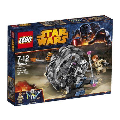 Lego Star Wars – 75040 – Jeu De Construction – General Grievous' Wheel Bike | Your #1 Source for Toys and Games