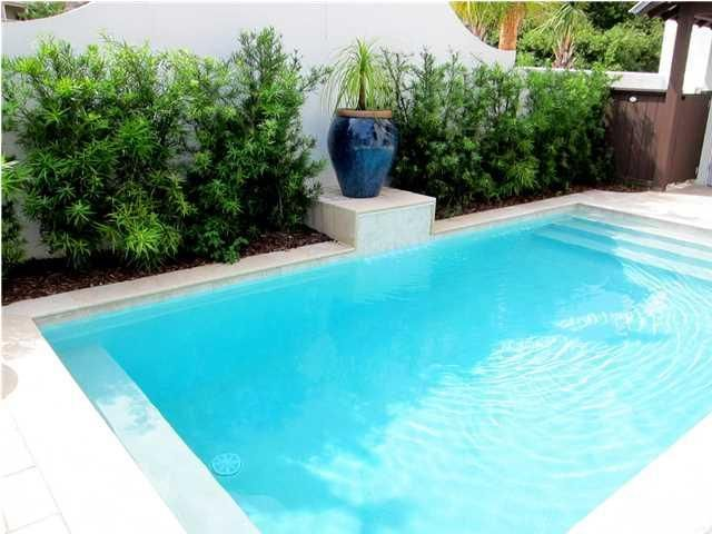 1000 Images About Cocktail Pools On Pinterest Small
