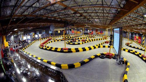 indoor go kart tracks - Google Search