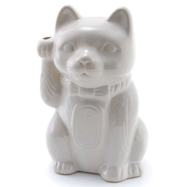 "Benihana Maneki Neko; /""Lucky Cat/"" Cocktail Beverage Mug-"