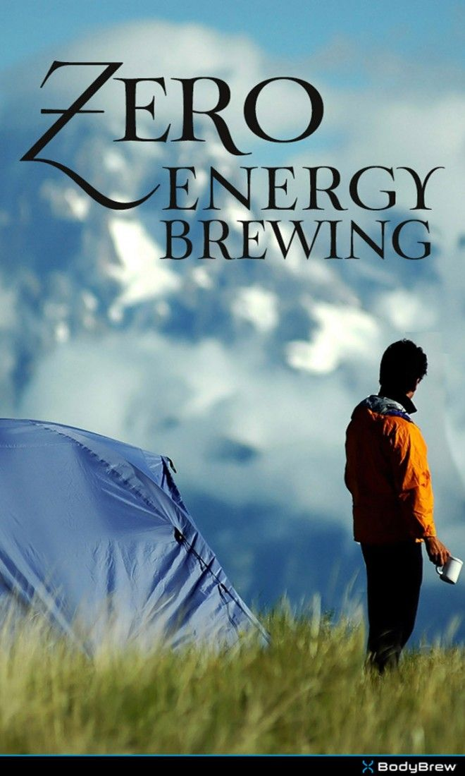 """Zero Energy Brewing, sustainable coffee.  You know how, oddly, one of our biggest concerns when prepping is """"What about that coffee headache?""""  This may be a solution. Warning: it's an ad."""