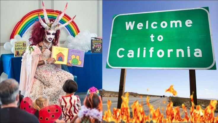 California is Liberal Lunatic Wasteland Beyond Saving