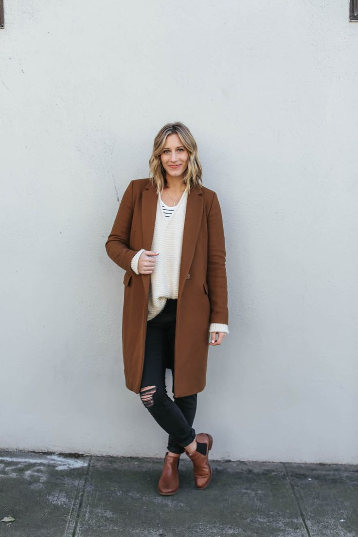 layered outfits for winter