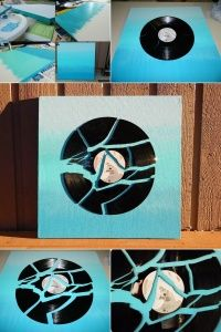 What To Do With Old Vinyl Records 9 Vinyl Records