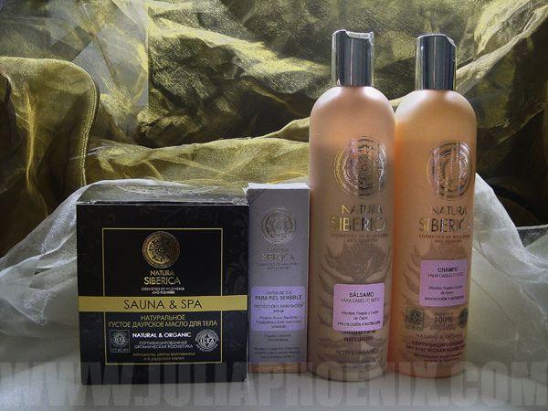 NATURA SIBERICA: lo mejor de la cosmética natural