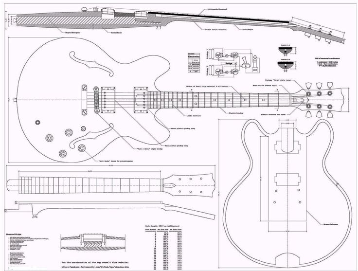 90 best Templates images on Pinterest | Electric guitars, Guitar ...
