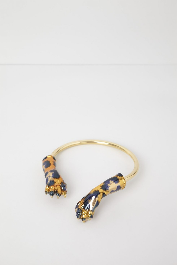 #Kenzo #Leopard #paws #necklace