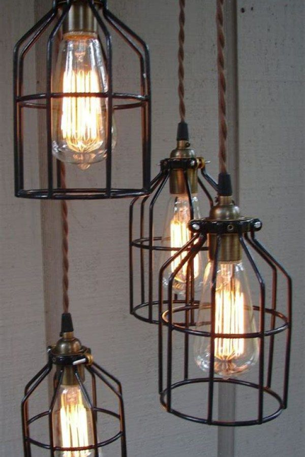 A Awesome Collection Of Fun Vintage Style Industrial Lighting