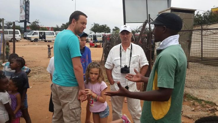 Soweto Township Tour with #mountziontours