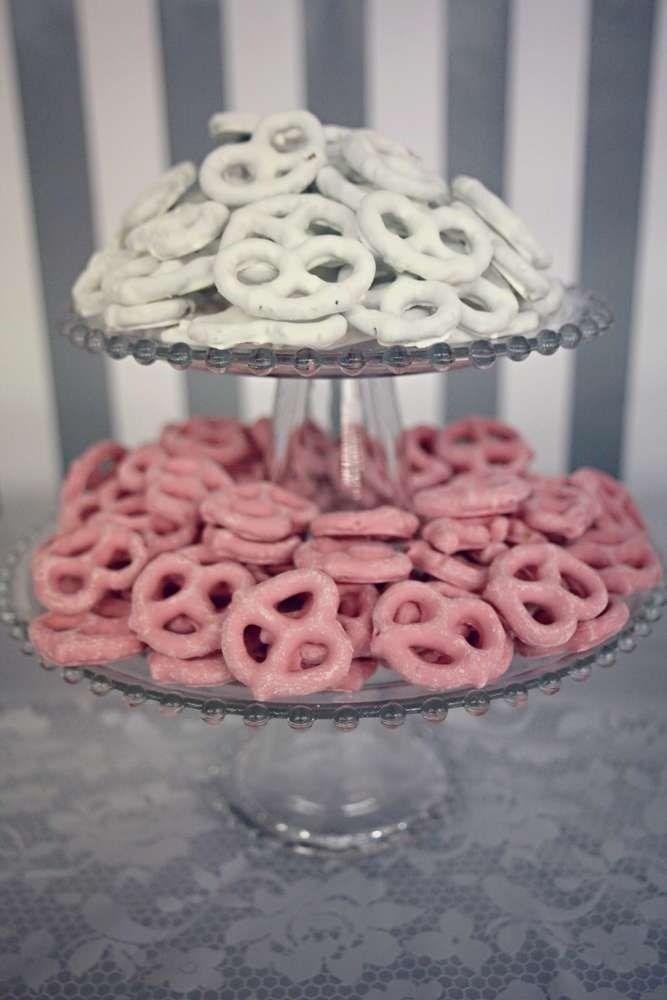 Breakfast at Tiffany's Baby Shower Party Ideas | Baby ...