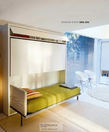 29 best literas abatibles images on pinterest - Sofa litera ikea ...
