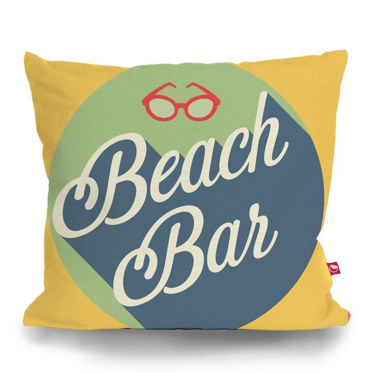 Cushion Cover BEACH BAR by Sticky!!!