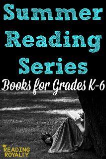 Summer Reading Series - Week 2: Books for Kids