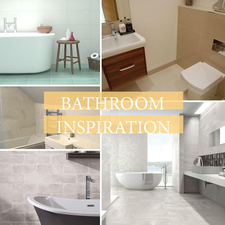 185 best Bathroom Tiles images on Pinterest   Bath remodel, Bathroom ...