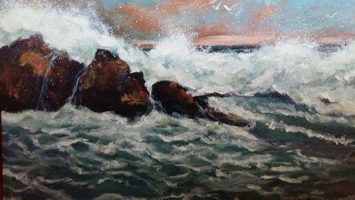Crashing Waves 2015