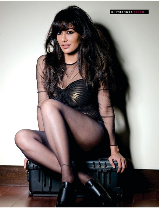 Chitrangada Singh FHM December 2013