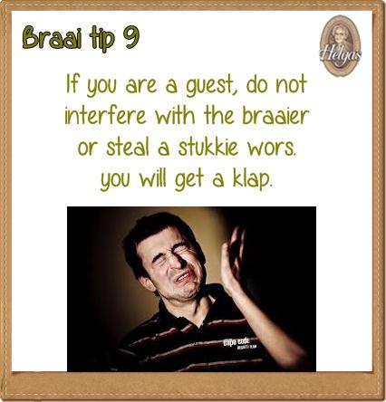 XX Braai Tip 9