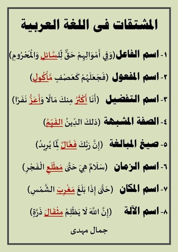 Pin By Mohammed Al Harbi On قواعد اللغة العربية Learn Arabic Language Islamic Phrases Arabic Language
