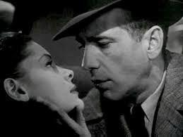 The Big Sleep 1946 Humphrey Bogart and Lauren Bacall