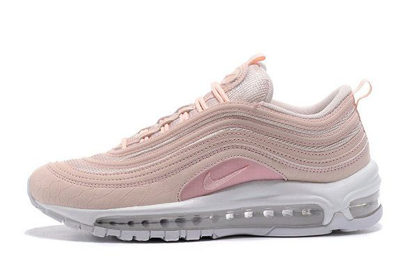 3328aebe8c28 Nike Air Max 97 Snakeskin Shell Pink 917646 600 Shoe
