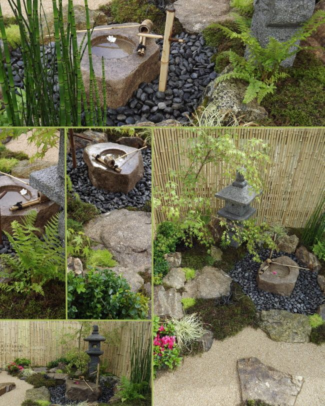 235 best images about mini garden on pinterest gardens for Jardin japonais zen