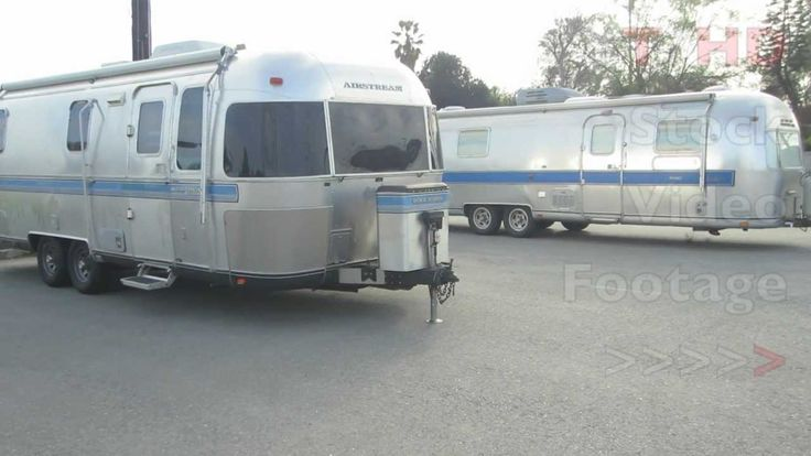 Vintage Used Airstream For Sale in Excella Travel Trailer RV Model ...